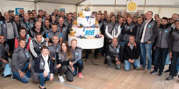 Journée bien-être pour les équipes Bové