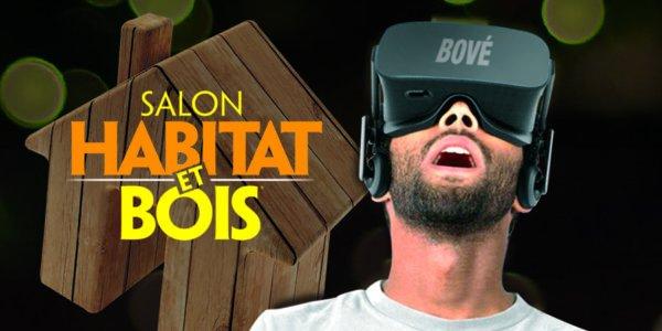 La réalité virtuelle : l'expérience Bové