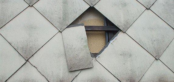 isolation exterieur maison isolation thermique ravalement façade rénovation bové embellissement façade facadier vosges etanchéité toitures terrasses bardage Fissures, déformation, casse, dégâts liés à la grêle