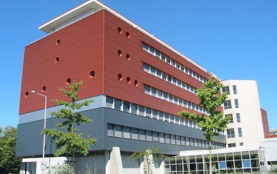 Bové Bardage lycée blaise pascal colmar