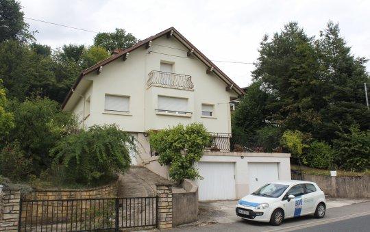 Ravalement Saint-Dié-Des-Vosges isolation bardage enduit blanc