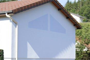 isolation façade enduit blanc gris aneumenil