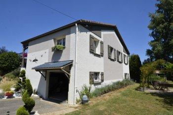 isolation façade enduit blanc gris golbey