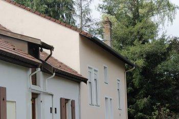 Ravalement Saint-Dié-Des-Vosges isolation enduit beige blanc