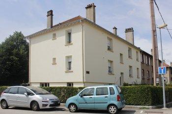 Ravalement Saint-Dié-Des-Vosges isolation enduit beige clai beige foncé