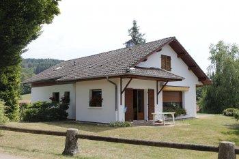 Ravalement Saint-Dié-Des-Vosges bardage enduit blanc marron gris clair
