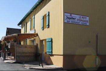 Ravalement Saint Etienne les Remiremont enduit bardage jaune orange